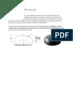 Elliptical 2 1 Ratio Asme Code Type