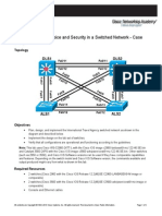 CCNPv6 SWITCH Lab7-3 Voice Security Case Study Student