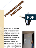 Presentaciones Digitales Thalia