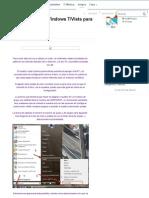 Configurar Redes en Windows 7