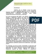 Acción de Protección Ejecucion Multa Dir Trabajo[1] (1)