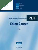 Cancer de Colon Guia 2007