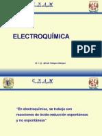 Presentación de Electroquímica.