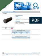 Acero Carbono Astm a36