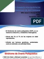 Expo Sindrome de Ovarios Poliquisticos
