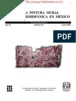 La Pintura Mural Prehispanica en México - B18