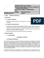Informe 3 Tension Superficial