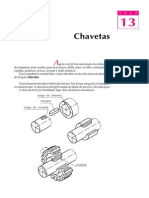 Eelementos de máquinas - Chavetas