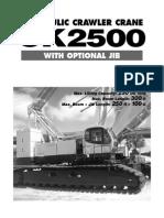 Load Chart CK 2500