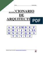 Diccionario de Arquitectura Español-Ingles
