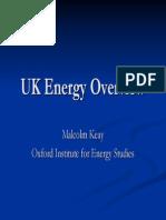 Energy Presentation29 UKEnergyAnOverview MKeay 2005