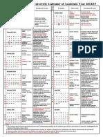 Calendar 2014 Eng