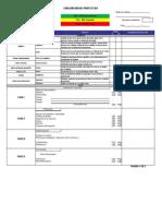Check List Para Evaluacion de Proyectos