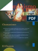 CHAMANISMO-Autora YANIRE