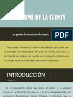11. El Informe de La Cuenta