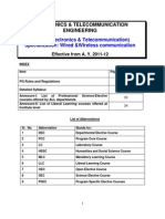 M.tech Extc WWC Syllabus PDF Format