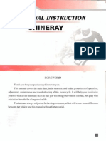 Manual de Usuario Shineray 200GYII