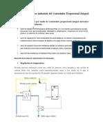 Aplicación en Proceso Industrial Del Controlador Proporcional Integral Derivativo.