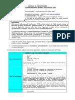 Predios 2008_Cartilla Instrucciones