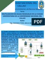 10Reutilizacion de Aguas Residuales en Universidad Nacional Del Callao Maximo Baca
