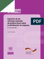 Impactos de las Reformas Recientes