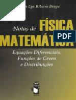 C L R Braga - Notas de Física Matemática [2006][185 Pgs]_