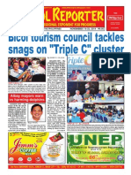Bikol Reporter November 16 - 22 Issue
