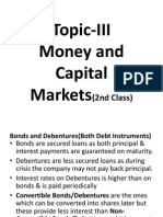 Money Capital Market 2nd Class