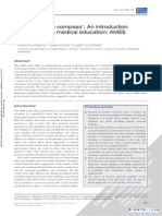 AMEE Guide No 56-The Research Compas an Introduction to Research in Medical Education