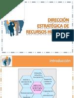 ADMINISTRACION de PERSONAL - Tema 01 Direccion Estrategica de Recursos Humanos