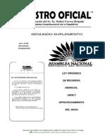 Leyd e Recursos Hidricos II Suplemento Ro 305 6-08-204