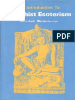 Benoytosh Bhattacharyya-Introduction to Buddhist Esoterism-Chowkhamba Sanskrit Series Office (1964)
