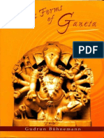 Tantric Forms of Ganesha