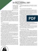 Patton Report 44
