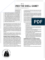 Patton Report 32