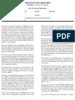 Patton Report 18