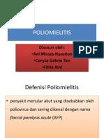 POLIOMIELITIS PPT