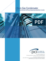 PX From Gas Condensate