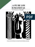 La Fe de Los Humanistas