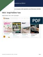 issuu.com - condividere una pubblicazione