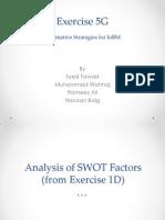Exercise5G Final Strategic Management