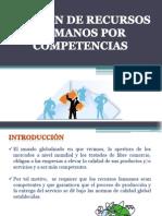 ADMINISTRACION de PERSONAL - Tema 02 Gestion Por Competencias