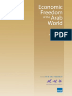 Economic Freedom of the Arab World 2014 Annual Report