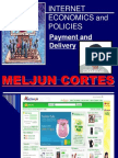 MELJUN CORTES Internet Economics and Policies