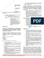 56543514 Article II Declaration of Principles and State Policies Reviewer