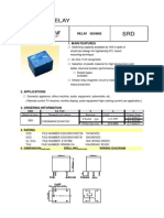 Songle SRD(T73) Relay