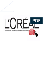LOREAL Business Analysis