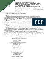 RegulamRegulament aplicare OUG 195ent Aplicare OUG 195
