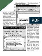 Informatica - Exercícios de Word (Cespe) Parte 1