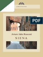 Arturo Jahn Rusconi - Siena